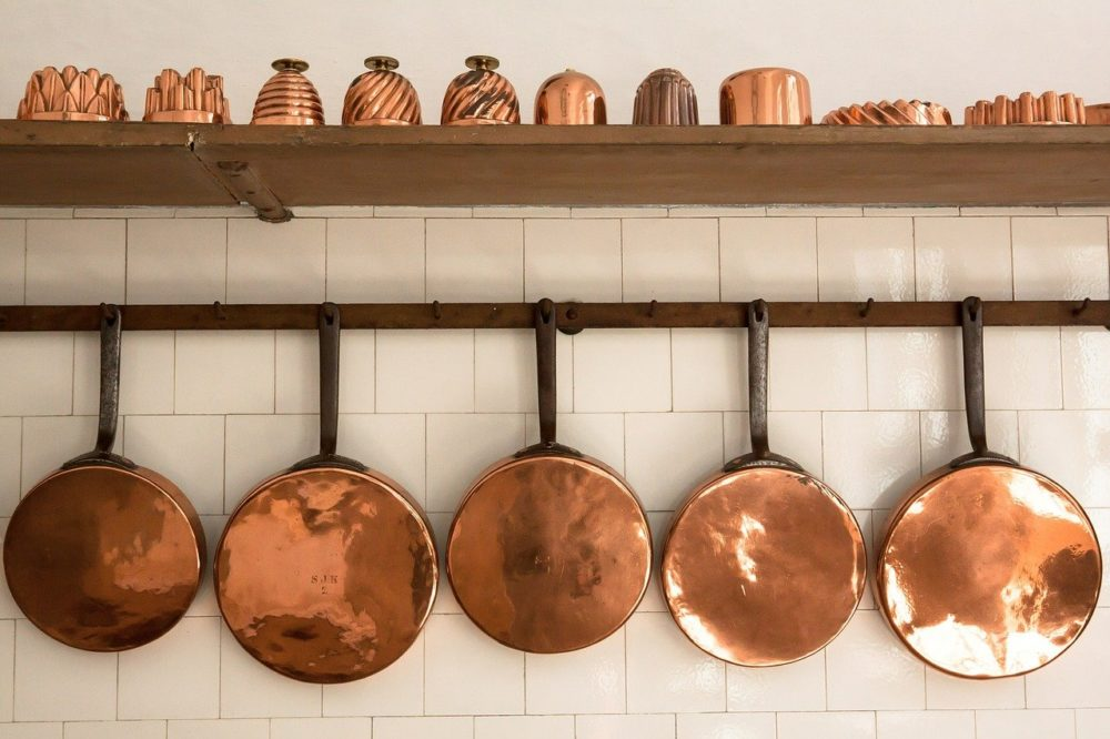 Can Copper Pans Go In the Oven?